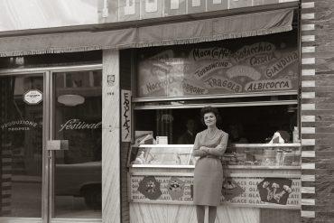 Sanremo, 1958/60 il nuovo Bar Cremeria & Pasticceria Festival apre.